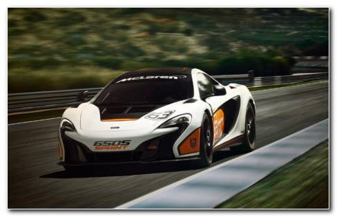 650S Sprint HD Wallpaper