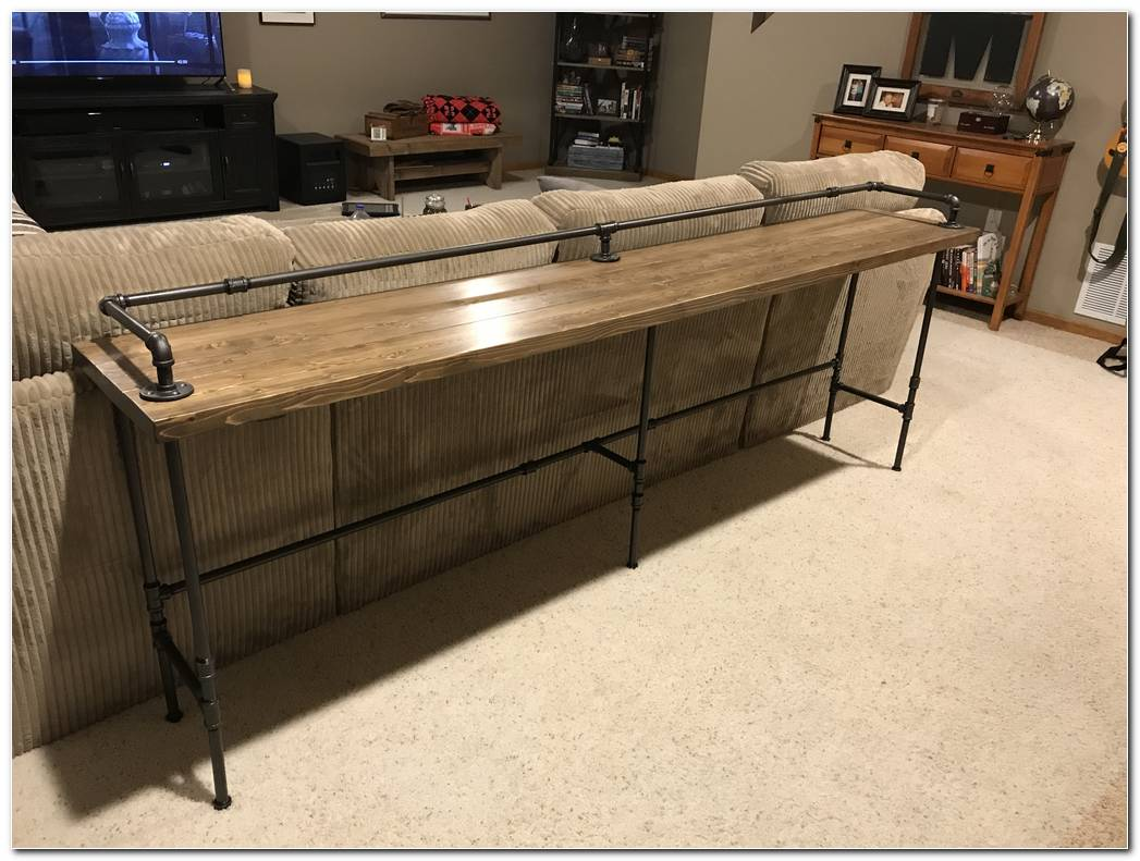 8 Sofa Table
