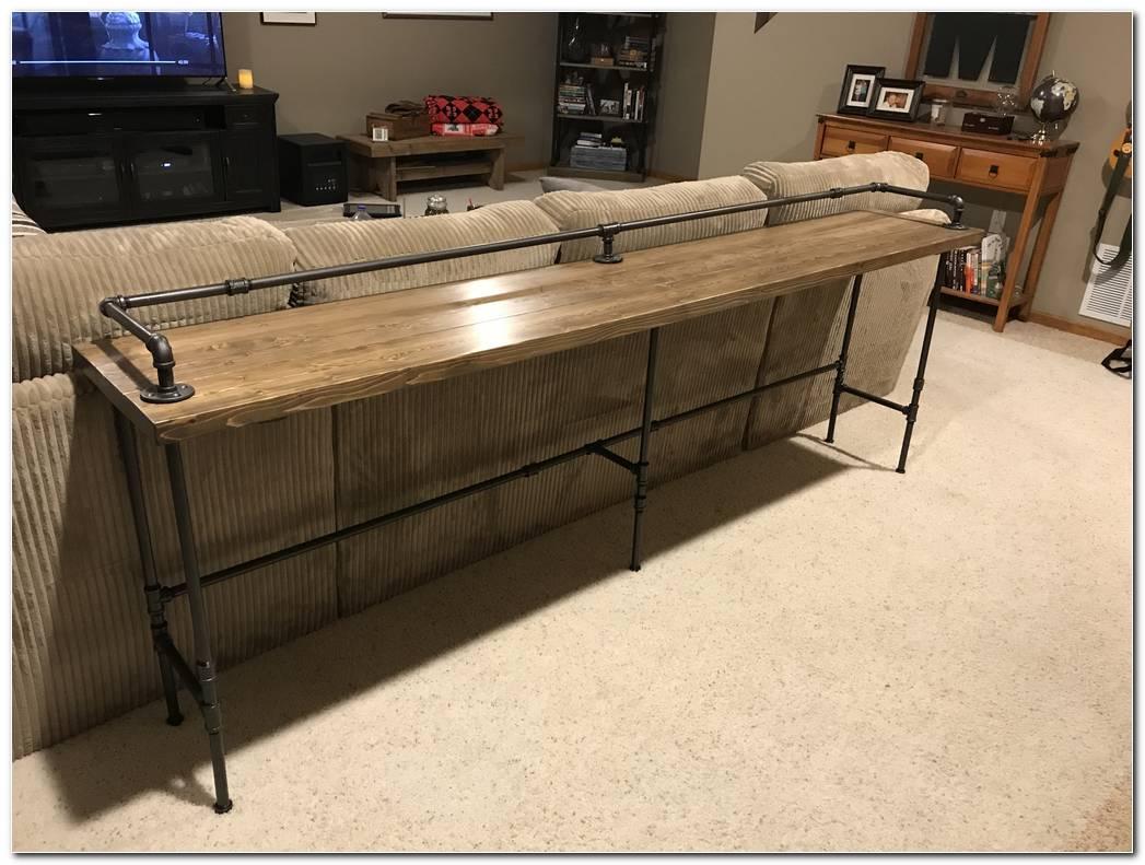 8 Sofa Table