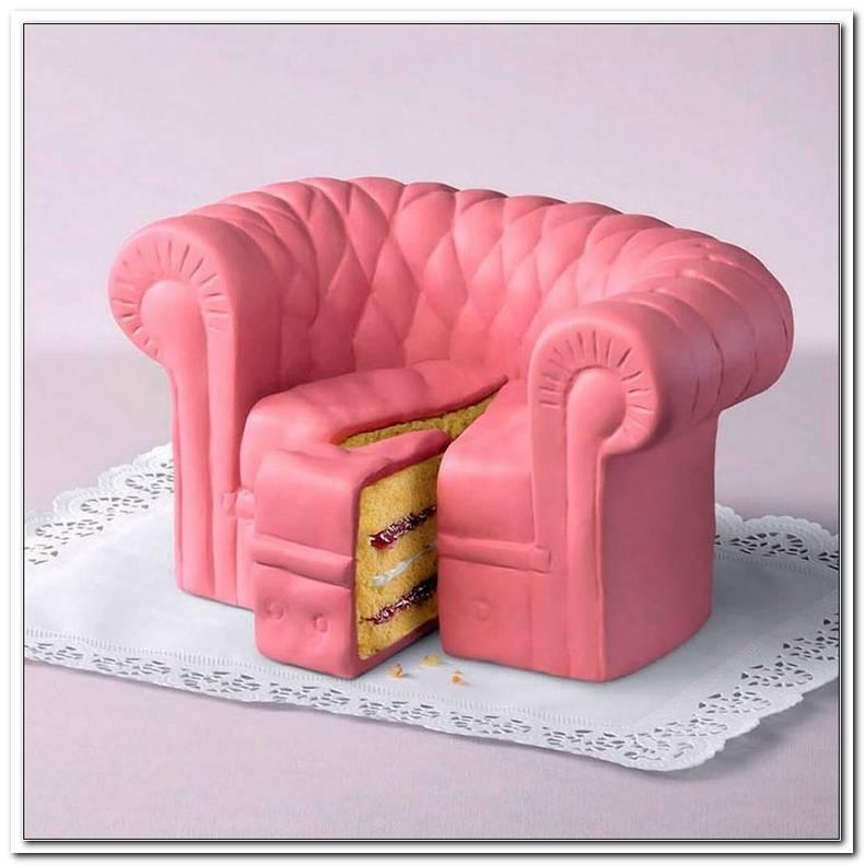 A Sofa Cake