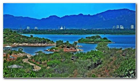 A Beautiful View Of Islamabad