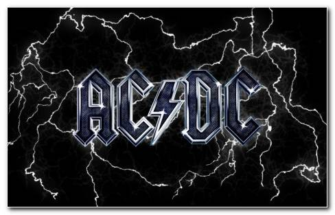 AC DC Lighting HD Wallppaper