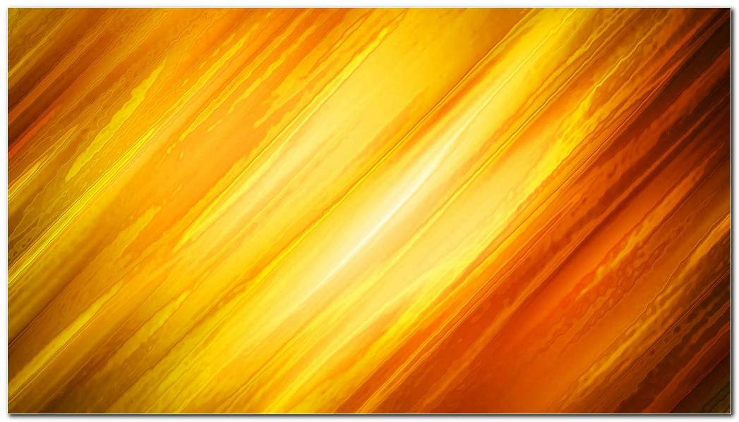 Abstract Cool Yellow Background Wallpaper