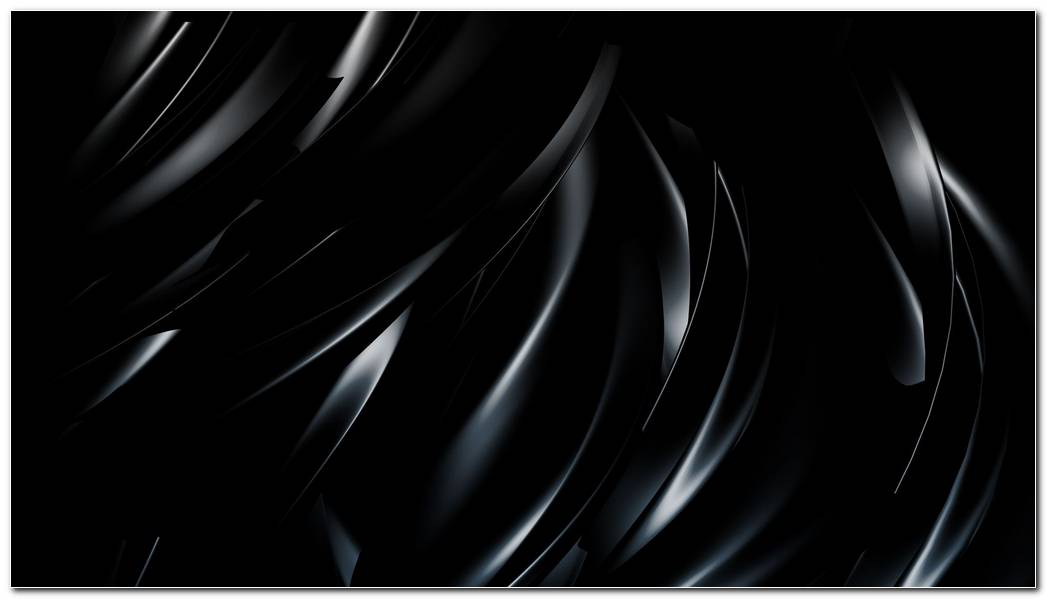 Abstract Dark Waves Background Wallpapers