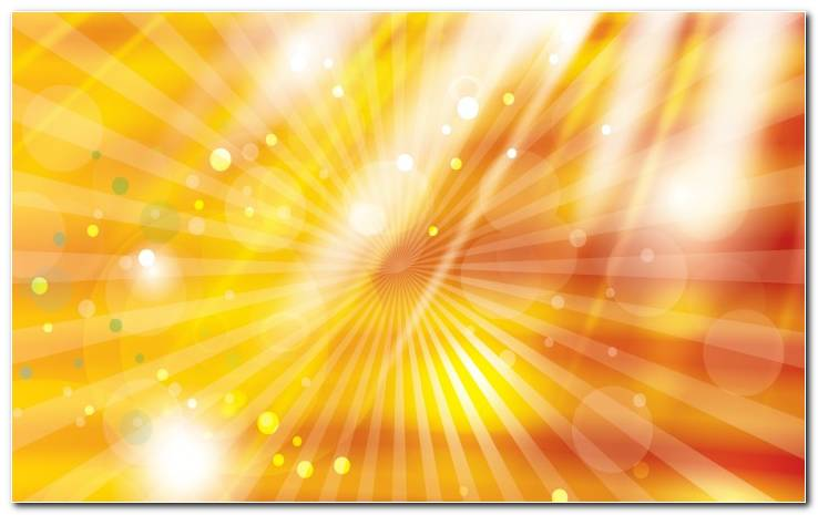 Abstract Golden Yellow Background Wallpaper