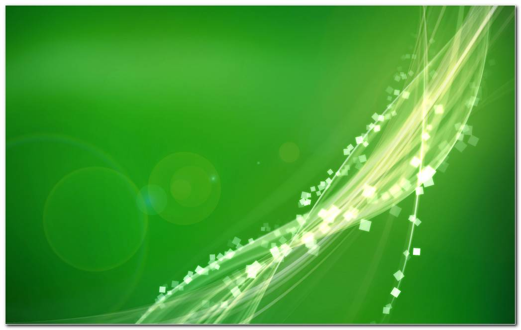 Abstract Green Backgrounds Wallpaper