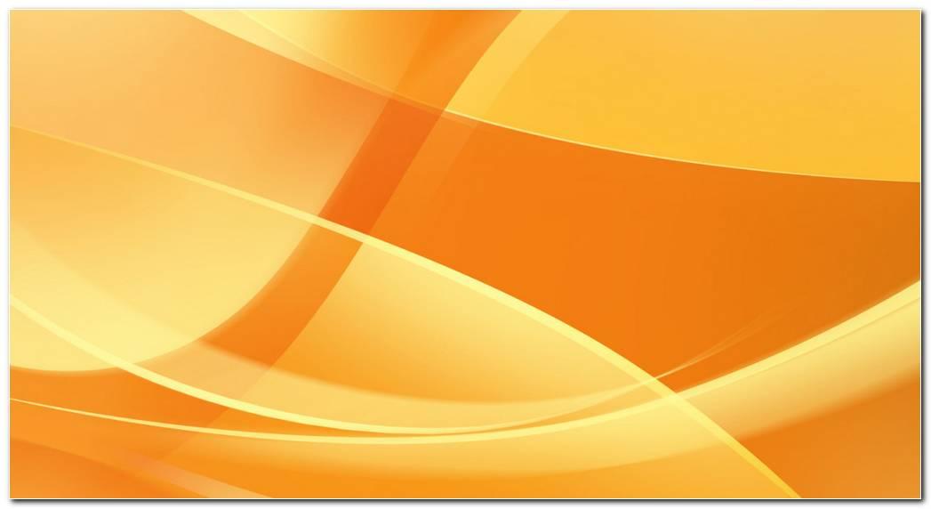 Abstract Yellow Vector Wallpaper Desktop