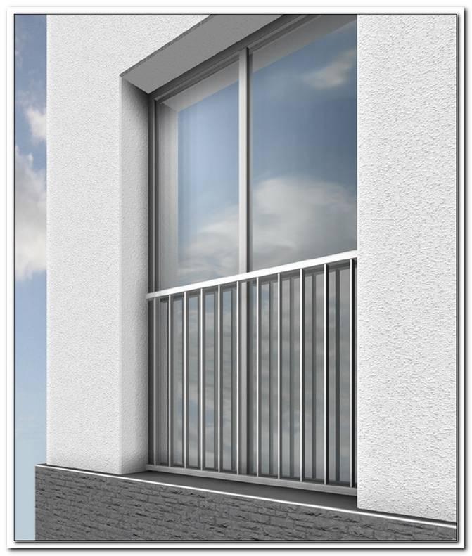Absturzsicherung Fenster Befestigung