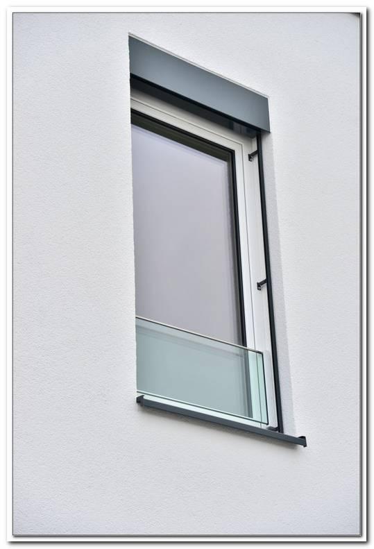 Absturzsicherung Fenster Glas