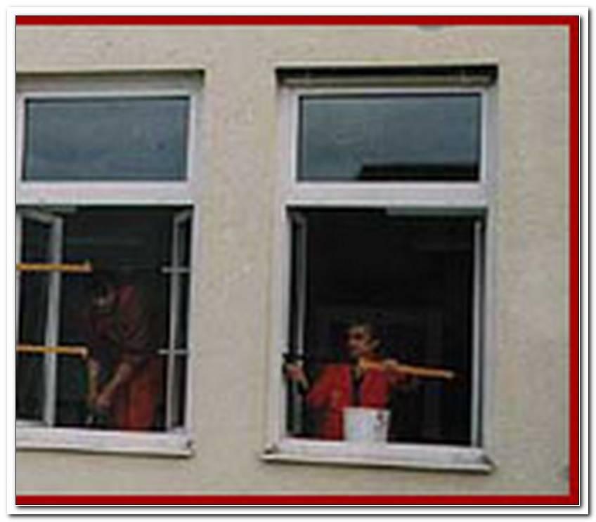 Absturzsicherung Fenster Teleskopstange