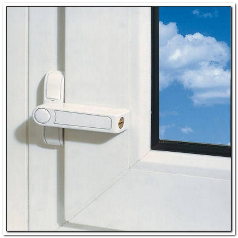 Abus Fenstersicherung Gegen Aufhebeln