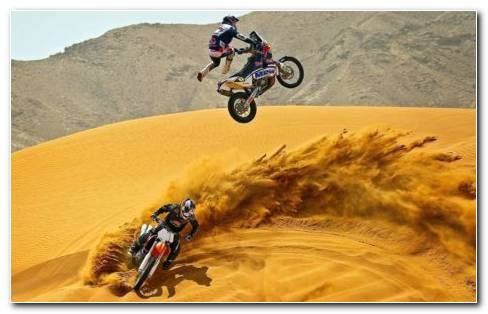 Africa Eco Race HD Wallpaper
