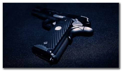 Airsoft Pistol HD Wallpaper