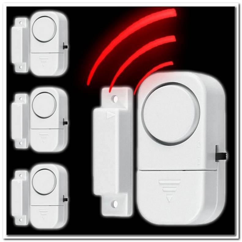 Alarm F?R Fensterscheiben