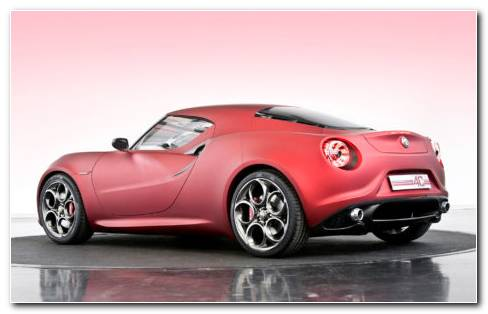 Alfa Romeo 4C HD Wallpaper