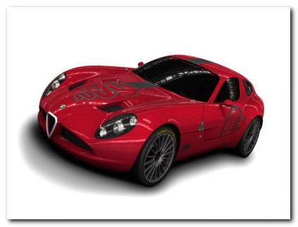 Alfa Romeo Zagato TZ3 Corsa Car Wallpaper