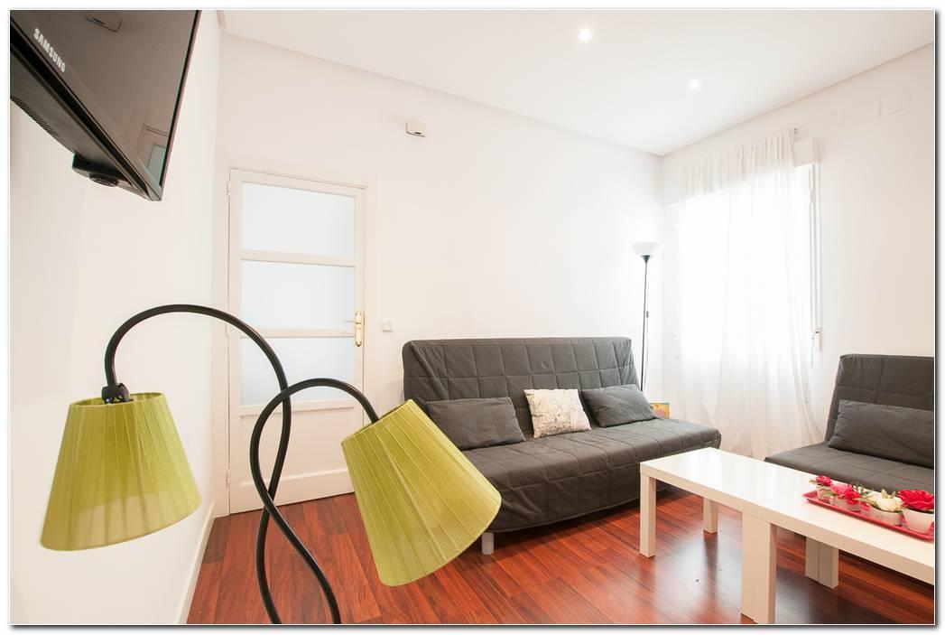 Alquiler Piso Un Dormitorio Madrid