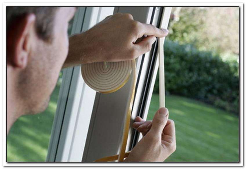 Alte Fenster Neu Abdichten