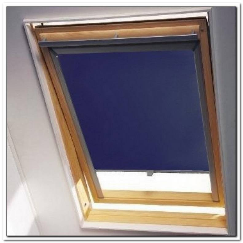 Alternative Rollos F?R Velux Fenster