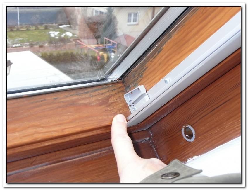 Altes Velux Fenster Abdichten