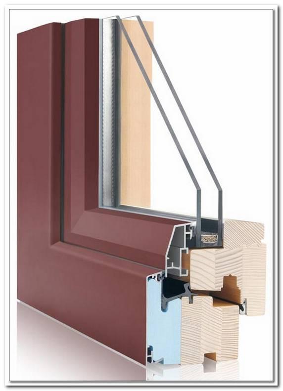 Alu Fenster Einfachverglasung