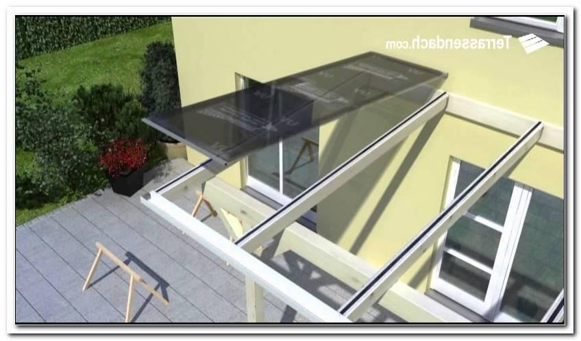 Aluprofile F?R Terrassen?Berdachung Glas