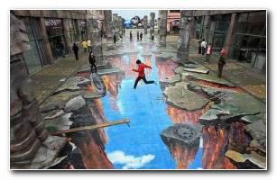Amazing 3d Art Wallpaper