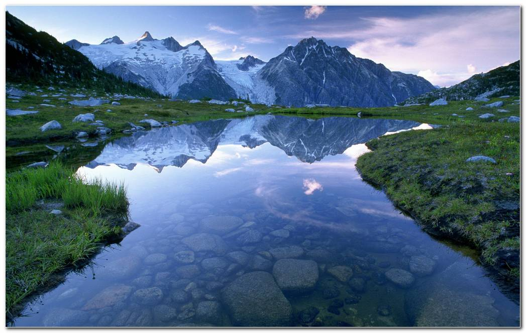 Amazing Landscape Nature Wallpaper Background Image
