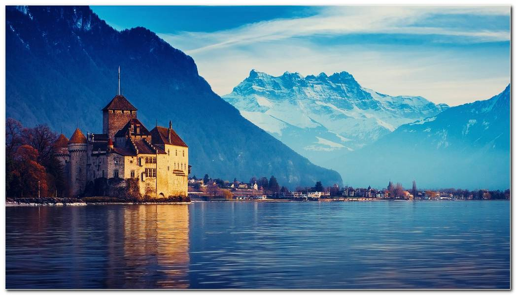 Amazing Landscape Wallpapers Background Switzerland