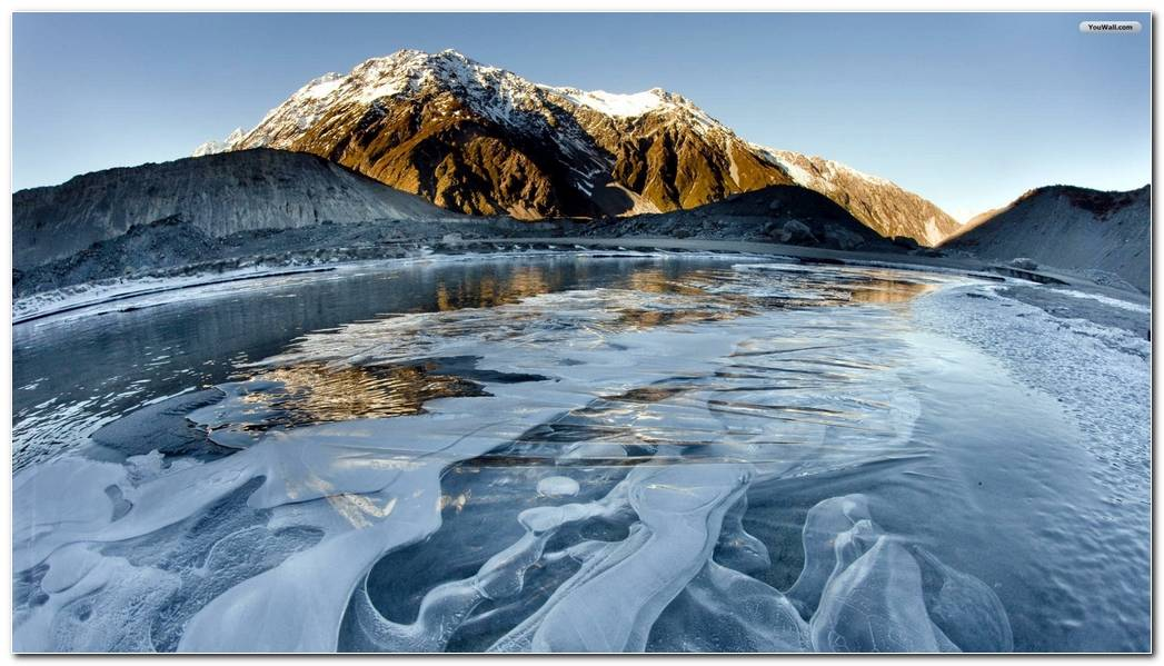 Amazing Nature Lake Wallpaper Background Image