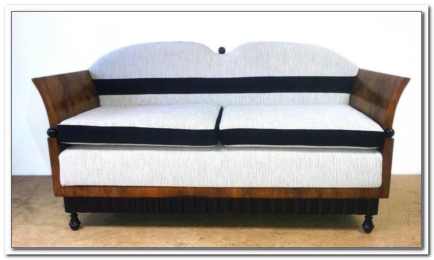 Antikes Sofa Neu Beziehen Anleitung
