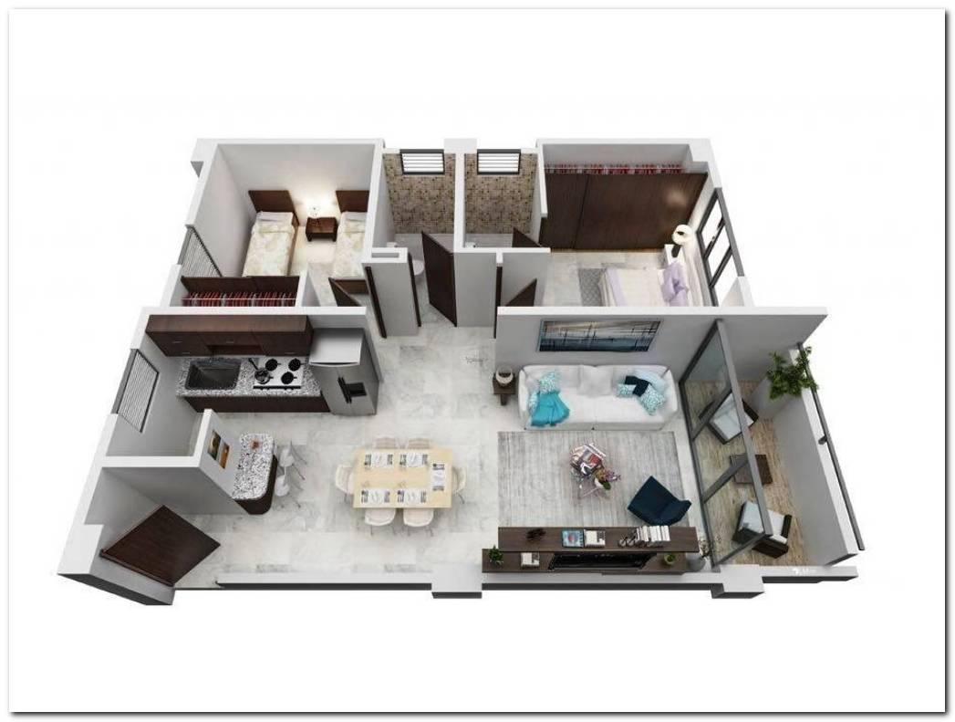 Apartamentos 2 Habitaciones