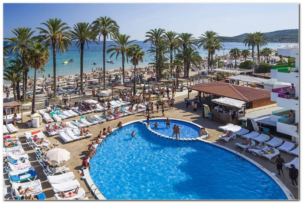 Apartamentos Jet Ibiza