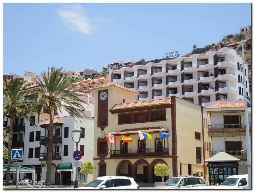 Apartamentos Quintero La Gomera