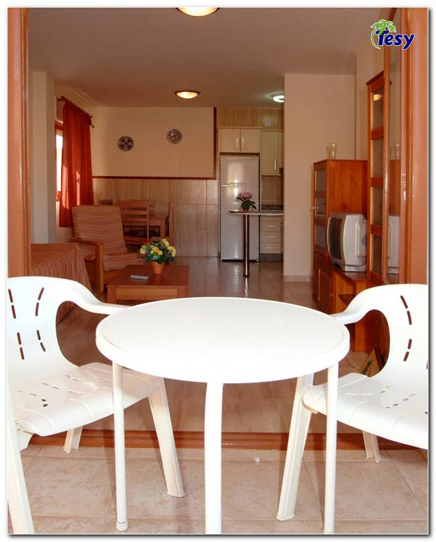 Apartamentos Tesy La Manga