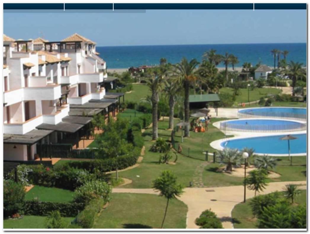 Apartamentos Vera Playa