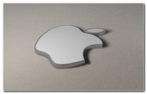 Apple 3D Logo HD Wallpaper