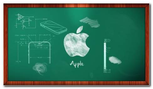 Apple Art HD Wallpaper