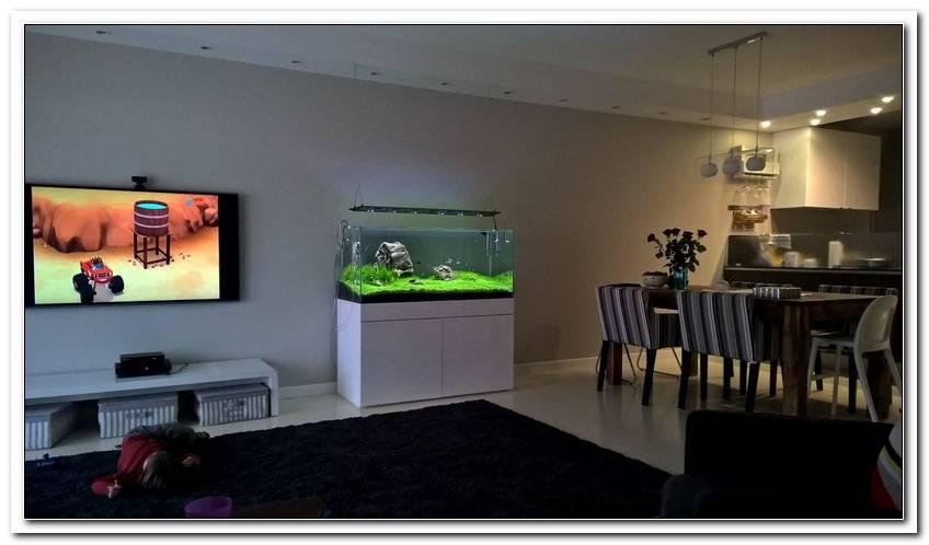 Aquarium 500l Wohnzimmer