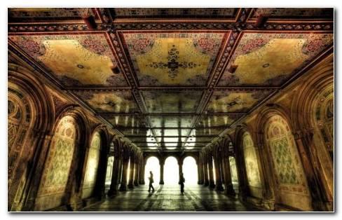 Arch HD Wallpaper