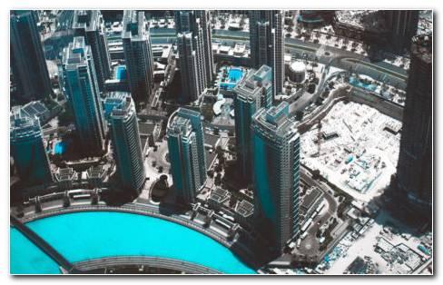 Architecture Burj Khalifa HD Wallpaper