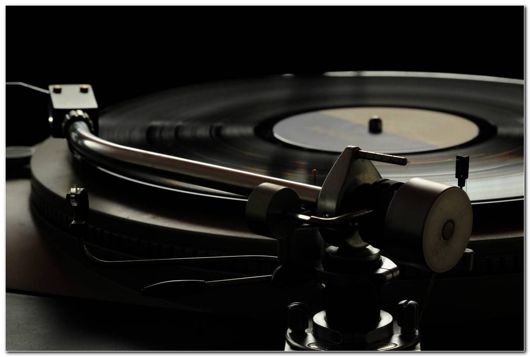 Arm Sound Retro Audio Vintage Wallpaper