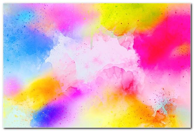 Art Colorful Background Wallpaper
