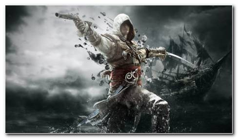 Assassin S Creed IV Black Flag HD Wallpaper