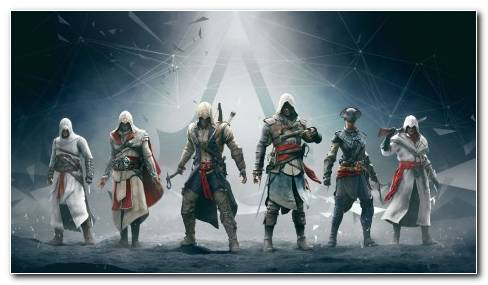 Assassin S Creed Wallpaper