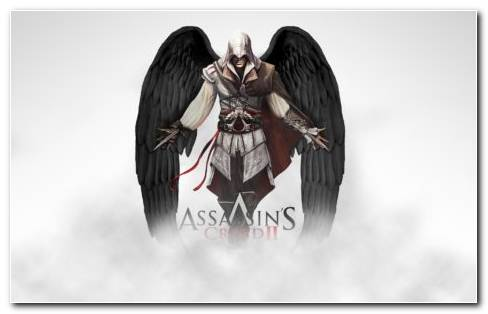 Assassins Creed Wings HD Wallpaper
