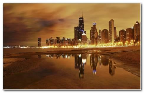 Astonishingly beautiful city HD wallpaper