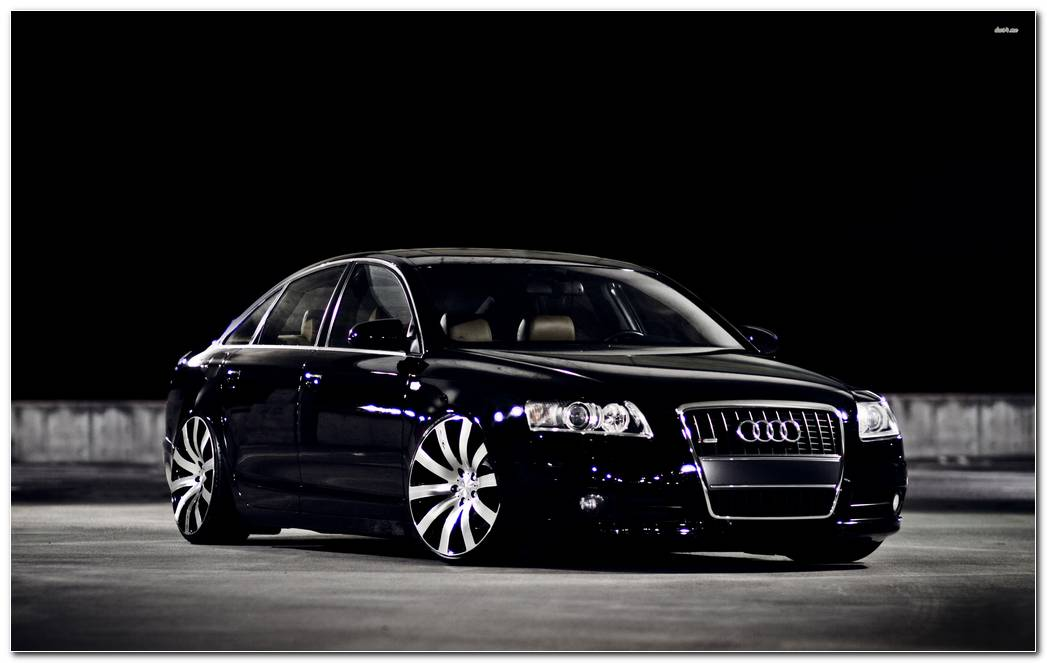 Audi A6 Background