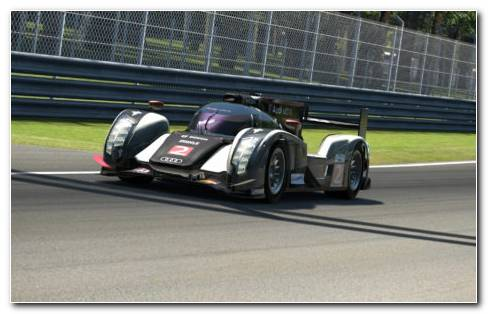 Audi R18 Ultra Gran Turismo 6 HD Wallpaper