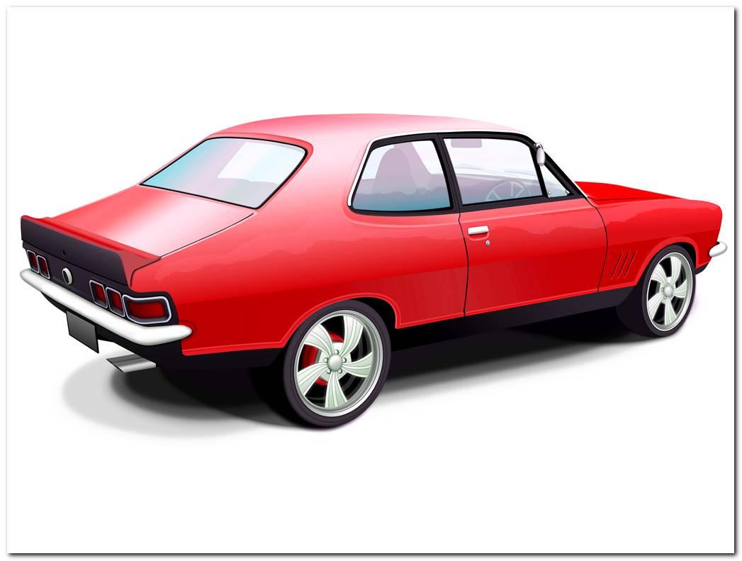 Australian Muscle Car Classic Wallpaper Download 1024x768 (1)